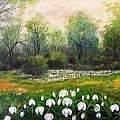 Landscapes  flowers animals - Art Group